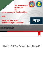 FGMI 4 - Scholarships