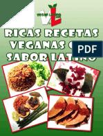 Ricas Recetas Veganas Con Sabor Latino