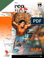 """Revista """"Correo del Alba"""" No. 15 - Diciembre-Enero, 2012"""
