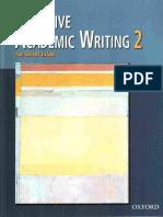 4016707 Effective Academic Writing 2 Short Essay
