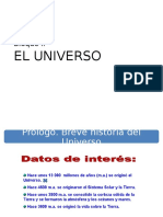 Tema 2. Universo