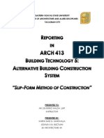 Slip Form Consruction