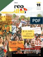 """Revista """"Correo del Alba"""" No. 19 - Mayo-Junio, 2012"""