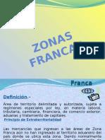 ZONAS FRANCAS PRESENTACIÓN