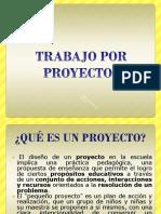 Trabajo Por Proyectos