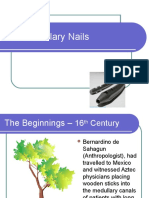 History of Intramedullary Nails