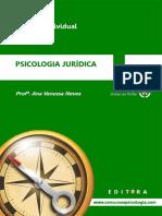 Amostra Psicologia jurídica