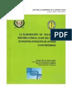 Primera Edición Del Libro Sobre Historia Clinica Angelo Feb 2 2012