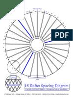 16 Rafter Diagram