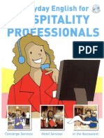 Everyday English for Hospitality Professionals