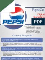 DM S3 Group 13 PepsiCo