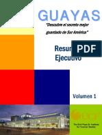 Resumen Ejecutivo del Plan Maestro de Turismo de la Provincia del Guayas