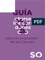 Guía Círculos Asamblea Podemos