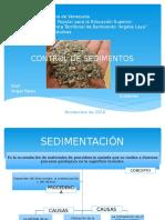 Control de Sedimentos (Marielvis Gutierrez)