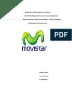 Empresa Movistar.
