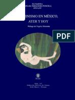 Feminismo en México, Ayer y Hoy de Eli Bartra, Anna Fernandez y Ana Lau