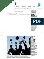 Los MBA Pierden Atractivo y Corren Peligro