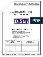 Lcd Modul Ds-c2004