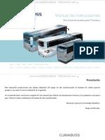 Manual Sistema Aire Acondicionado Climabuss Omnibus Instrucciones Tecnicas Paneles Indicadores Codigos