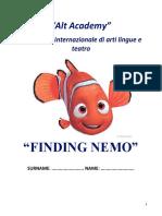 Finding Nemo Short