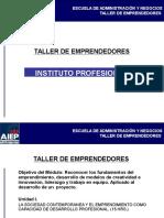 [PD] Presentaciones - Emprendedores e Innovacion.pps
