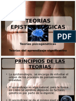 Diapositivas de Teorias Psicogeneticas