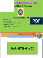 Marketing Mix Expo