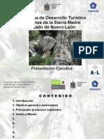 Programa Cañones de La Sierra Madre