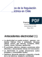 Principios de La Regulacion Electrica Chile UCH 2011 (1)