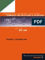 5618980000 Terminals for Initiators Actuators