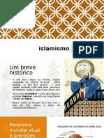 Islamismo (CRE1100) (2016.2)