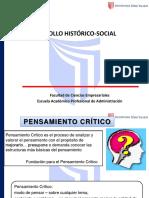 Desarrollo Histórico-Social del PERÚ