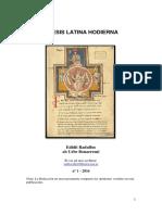 Poesía latina actual 1