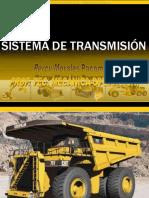 Curso Sistema Transmision Maquinaria Propulsion Tren Fuerza Componentes Potencia Embrague Convertidor Divisor Cajas
