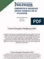 Matriz Energetica Mundial