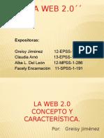 La web 2.0 power point.pptx