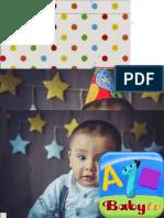 Baby Tv Centro Mesa
