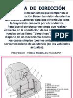 Curso Sistema Direccion Servodireccion Partes Mecanismos Componentes Ejes Piezas Funcionamiento Esquemas (1)
