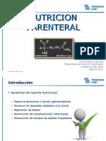 177377089 Alimentacion Enteral y Parenteral Ppt