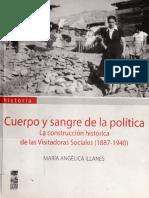 Cuerpo y Sangre de La Política - María Angélica Illanes