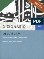 Massimo Campanini - Dizionario Dell'Islam. Religione, Legge, Storia, Pensiero (2013)