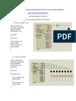Codigos Pic c Compiler Para La Programacion de Pics
