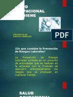 Salud Ocupacional e Higiene Ppt 33054