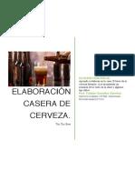 Libro Curso Elaboración Cerveza