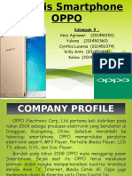 Analisis Smartphone OPPO