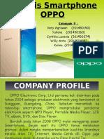 Analisis Smartphone OPPO