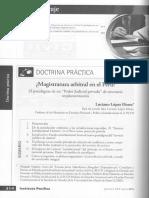 7. Magistratura Arbitral en el Perú - REVISTA ACTUALIDAD CIVIL.pdf