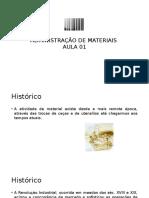 Administração de Materiais Slides 1 e 2 Alunos