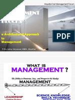 18 Management Building Blocks