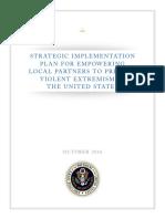 US ViolentExtremismStrategicPlan